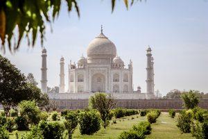 Indien, Taj, Reisen